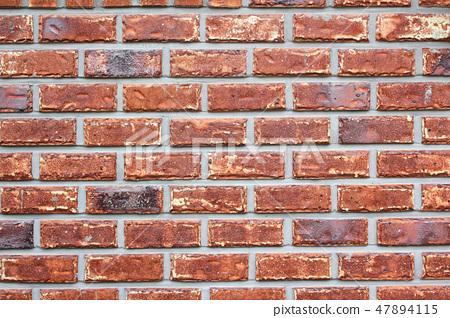 벽돌 벽 47894115