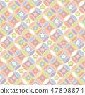 ซากุระลาย Cloisonne Pattern 47898874