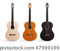 Classic Guitar Realistic Set  47900100
