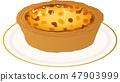 蛋挞 47903999