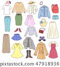 여성 패션 47918936