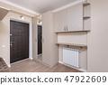 Modern brand new hallway interior 47922609