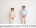 高级夫妇肖像 47923508