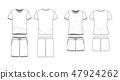 셔츠, 제복, 유니폼 47924262