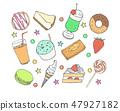糖果的插圖 47927182