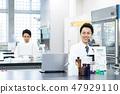 科学实验科学家化学家 47929110