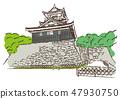 เมืองชิมะโอกะจังหวัด Hamamatsu / ปราสาท Hamamatsu 47930750
