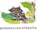 จังหวัดนิอิกาตะเมือง Joetsu / ปราสาท Takada 47930754