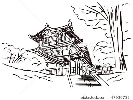 Niigata Prefecture Joetsu City / Takada Castle 47930755
