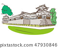 Ishikawa Prefecture Kanazawa City / Kanazawa Castle Ruins 47930846