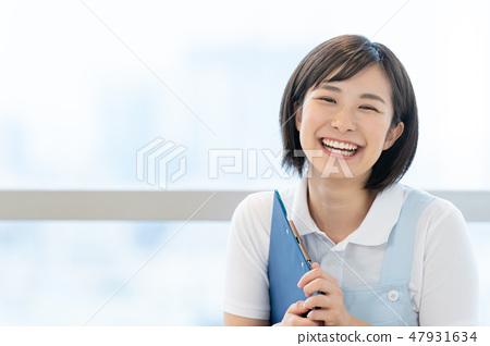 一個護理生涯中的女人 47931634