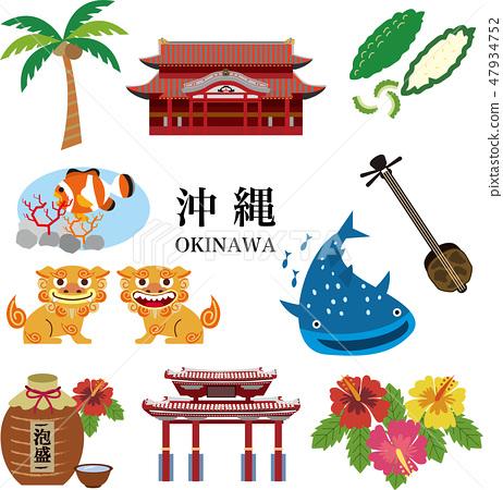 沖繩島 47934752