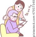 할머니 휴양 노래 노래방 47937340