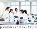 科学实验科学家化学家 47939119