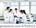 科学实验科学家化学家 47939122