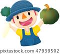 農業工作(收穫) 47939502