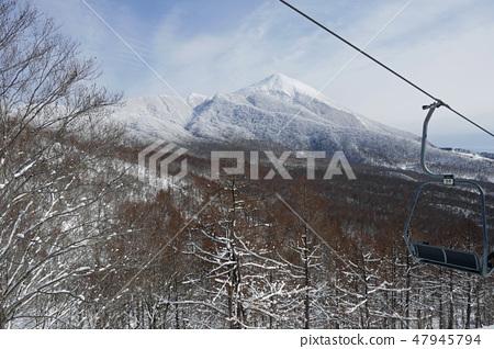 Alts Bandai  - 來自Kirishige椅子的萬代山 47945794