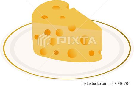 瑞士乾酪 47946706