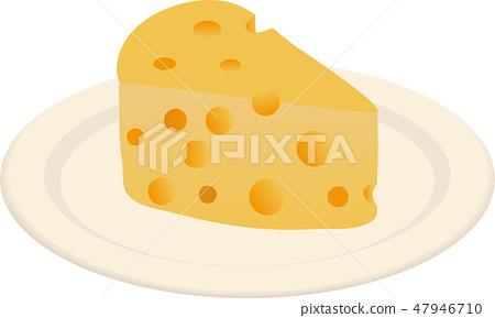 瑞士乾酪 47946710