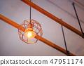 Vintage Kitchen interior or restaurant 47951174