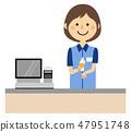 女店员softcream 47951748