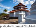 Lankatilaka Vihara is an ancient Buddhist temple 47954444