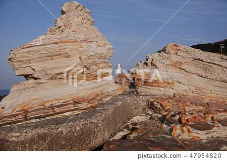 Lion rock of Chita peninsula noma 47954820