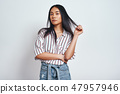 women, arms, crossed 47957946