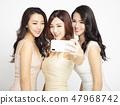 亚洲 亚洲人 女性 47968742