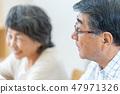 การให้คำปรึกษาอาวุโสคู่ประกันการปรับปรุงจุดสิ้นสุดของชีวิต 47971326