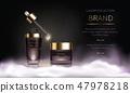 化妆品 产品 三维 47978218