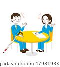 日本環球模特協會監督材料+會議【視力障礙】 47981983