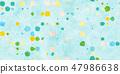 充滿活力的美好的手測量儀水彩交叉點圖片白色背景:著色著色,水著色和azuma 47986638