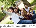 selfie, group, people 48003775