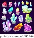 水晶 寶石 鑽石 48005244