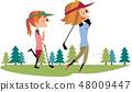 여자 친구 골프 48009447