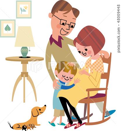 새로운 가족의 탄생 48009448