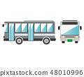 버스 교통 자동차 48010996
