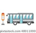 公交车 48011000