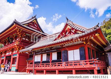 쓰루 오카 하치만 구 (鶴が丘 하치만 구) · 모토미야 (上宮) 48013321