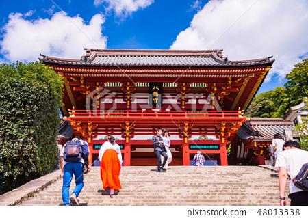 쓰루 오카 하치만 구 (鶴が丘 하치만 구) 48013338
