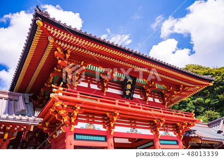 쓰루 오카 하치만 구 (鶴が丘 하치만 구) 48013339