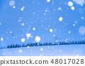 """""""北海道""""冬季美瑛·雪域 48017028"""