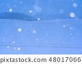 """""""北海道""""冬季美瑛·雪域 48017066"""