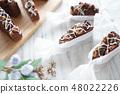 초콜릿 브라우니 48022226