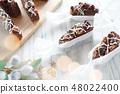 초콜릿 브라우니 48022400