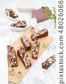초콜릿 브라우니 48026066
