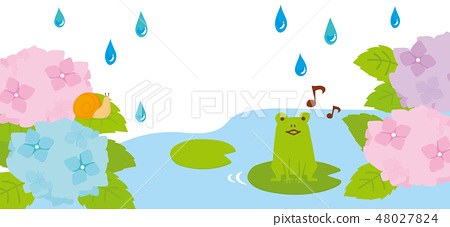 Rainyu圖像池塘 48027824