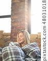 Girl at home 48031018