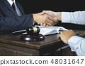 จับมือ,ทนาย,ธุรกิจ 48031647